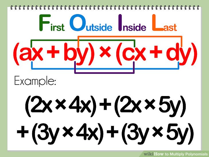 what is an example of a polynomial