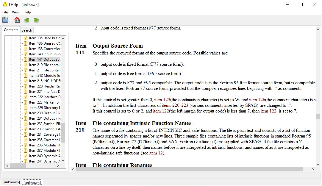 use imsl fortran f90 example