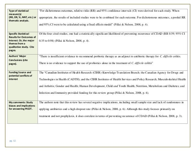 example of thematic analysis table