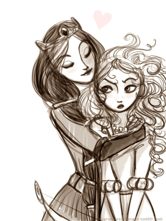 example of character sketch about mother