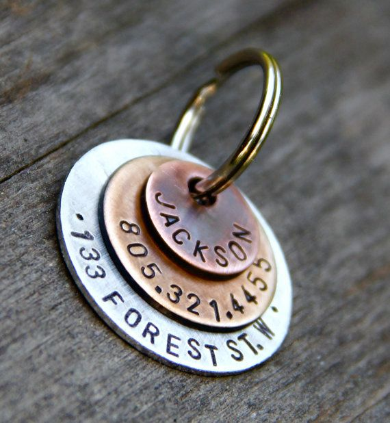 example of dog tag ontario