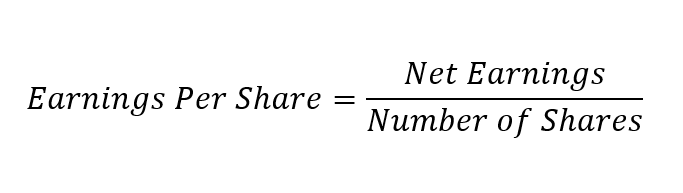 what is earnings per share example