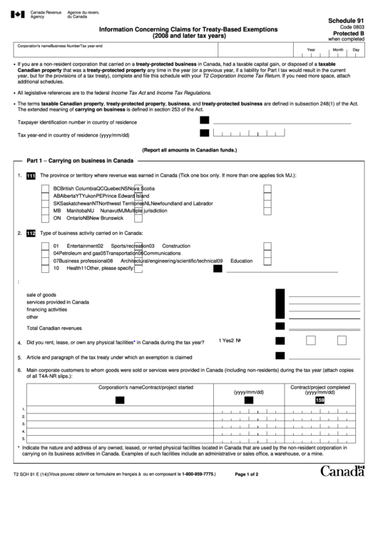personal effects accounting document example