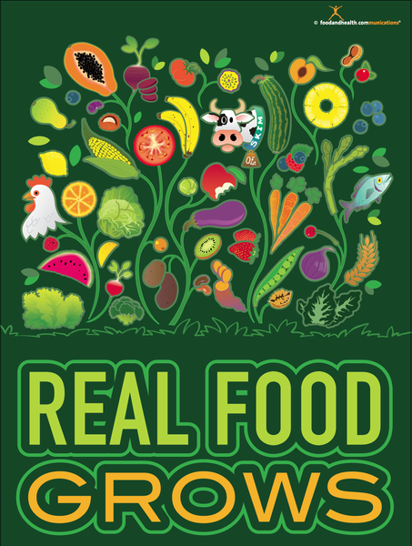 example of poster making about nutrition month
