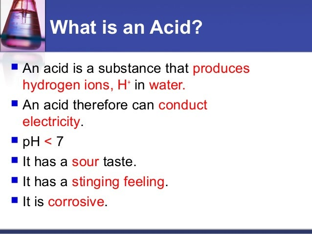 what is an example of a caustic substance