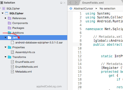 sqlite database in android example step by step