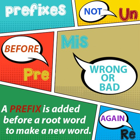 example of suffix words and their meaning