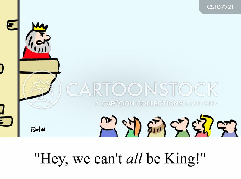divine right of kings example