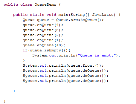 how to create list in java example