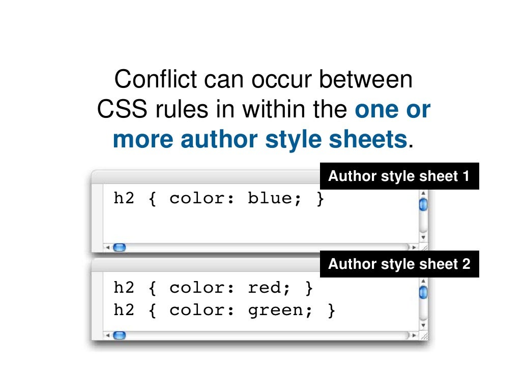 css inline style sheet example