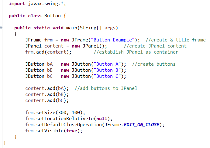 gui mouse listener example java
