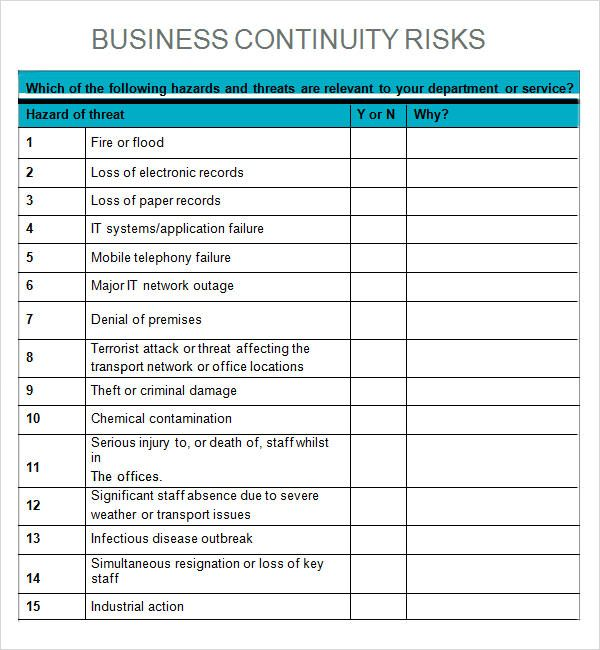 example of financial statement in business plan