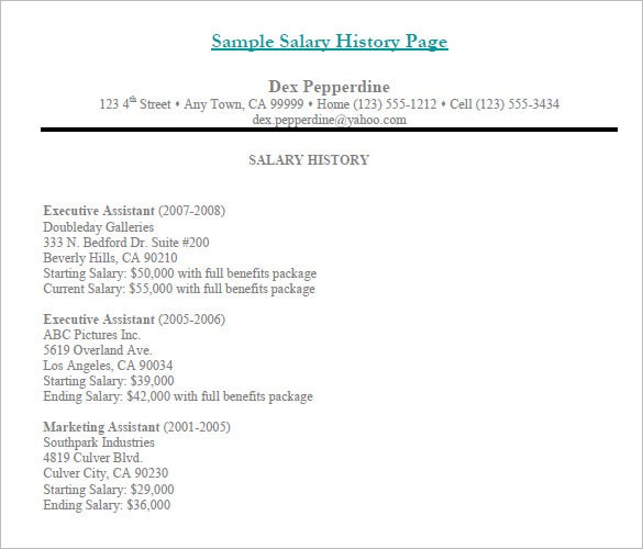 example of how to state hourly wage in cover letter
