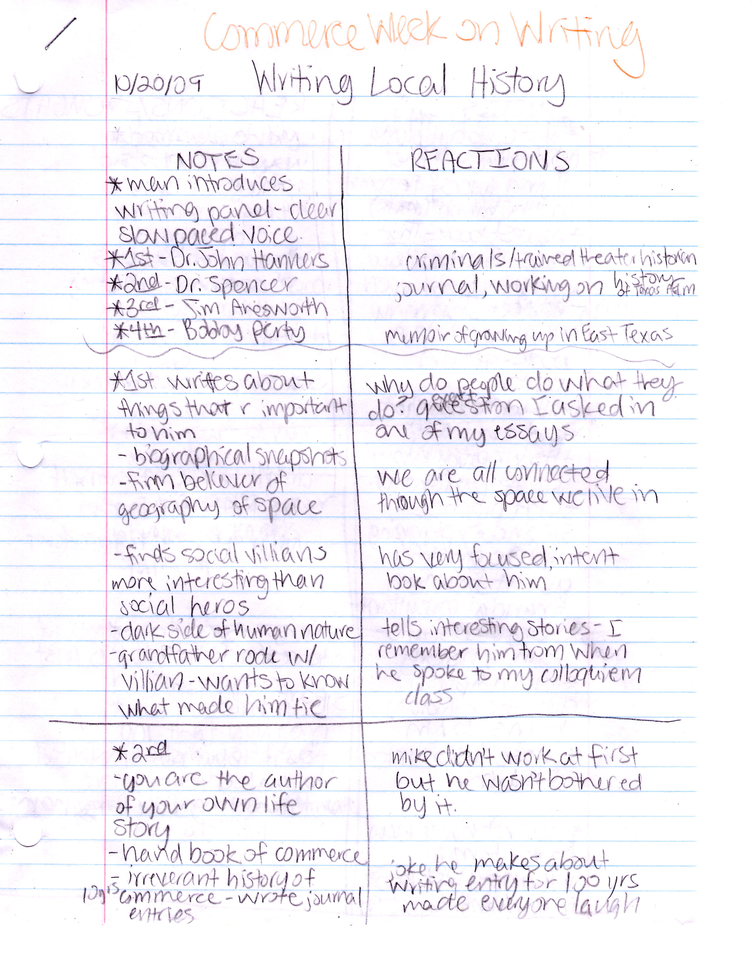 example of journal entry writing