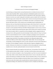 example of persuasive paragraph about education