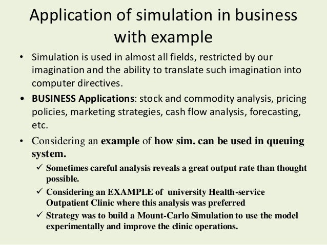 what is an example of simulacra